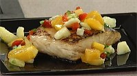 Mahi Mahi with Citrus Salsa