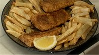 Easy Fried Mahi Fish Fillet Recipe